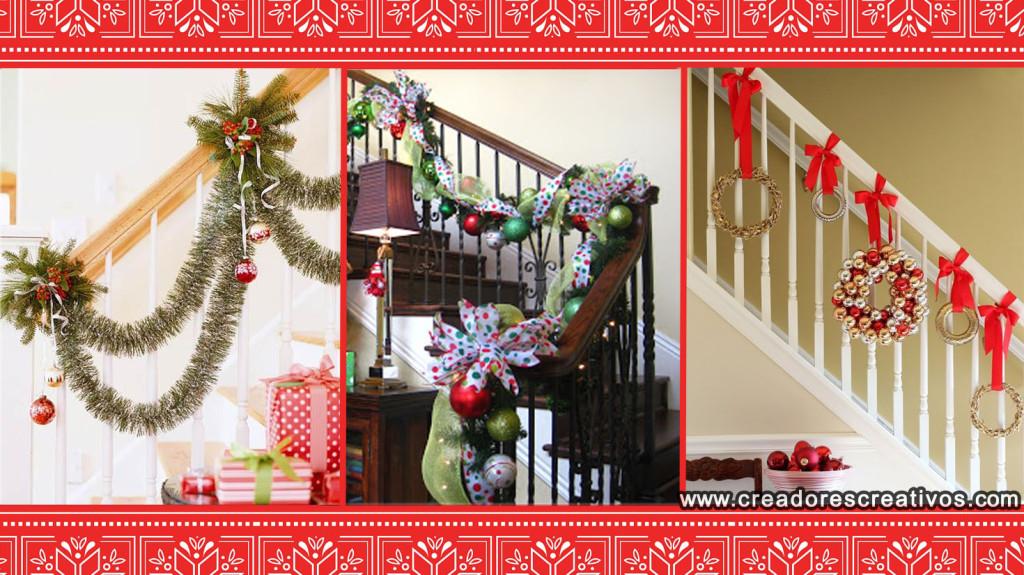 Decoraciones navide as para el hogar creadores creativos for Decoracion artesanal para el hogar