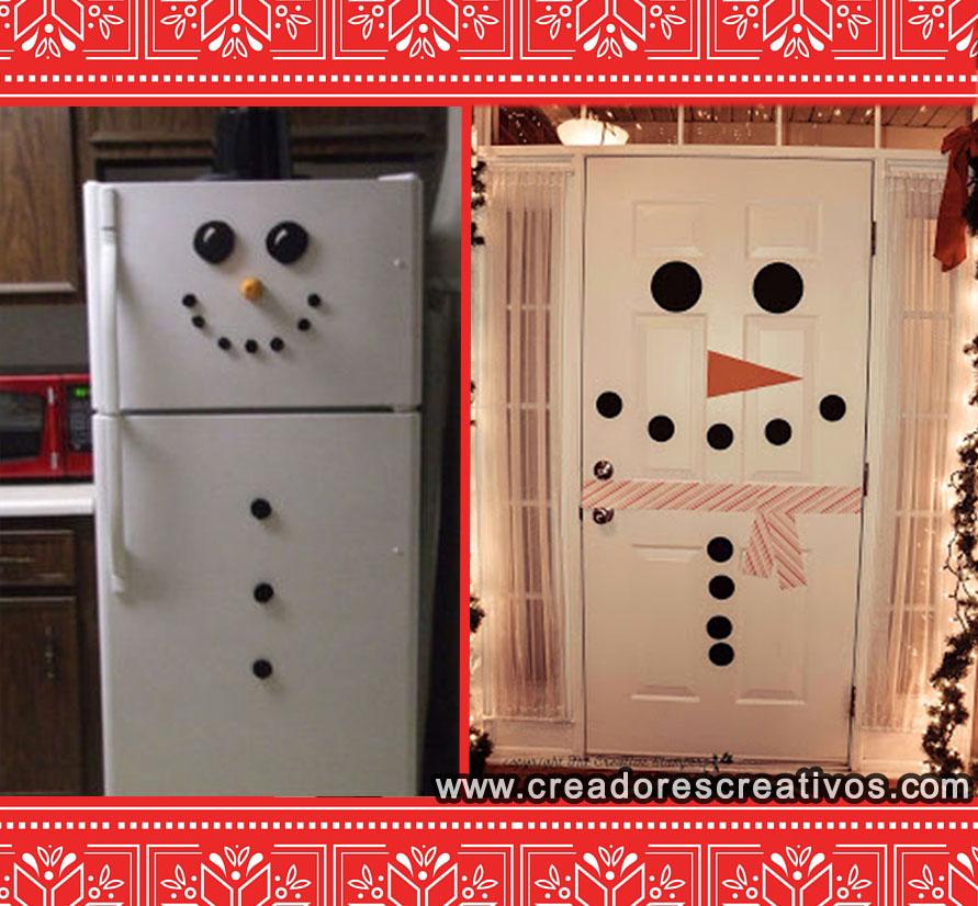 Decoraciones navide as para el hogar creadores creativos for Adornos de decoracion para el hogar