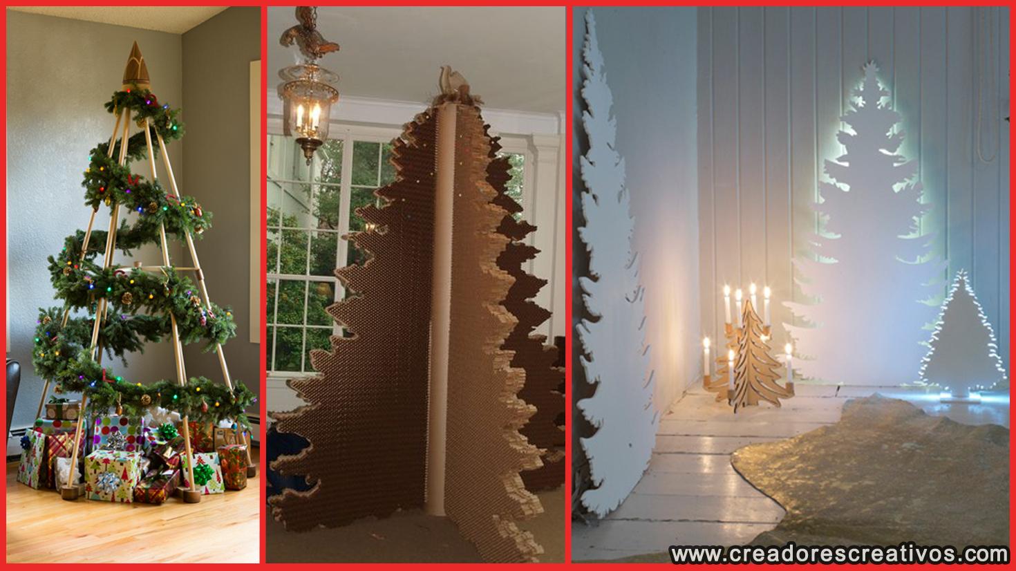 Arboles de navidad creativos creadores creativos - Arboles de navidad creativos ...