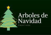 Arboles de Navidad Creativos