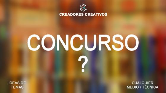 Concursos Creativos (sugerencias)