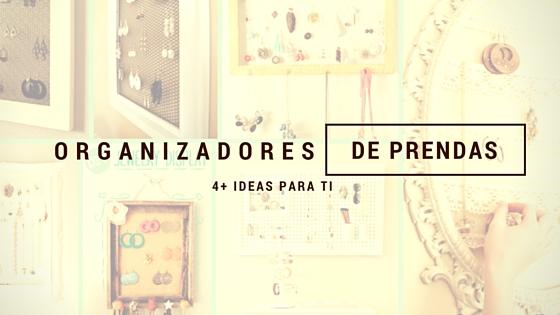 DIY Organizadores de Prendas