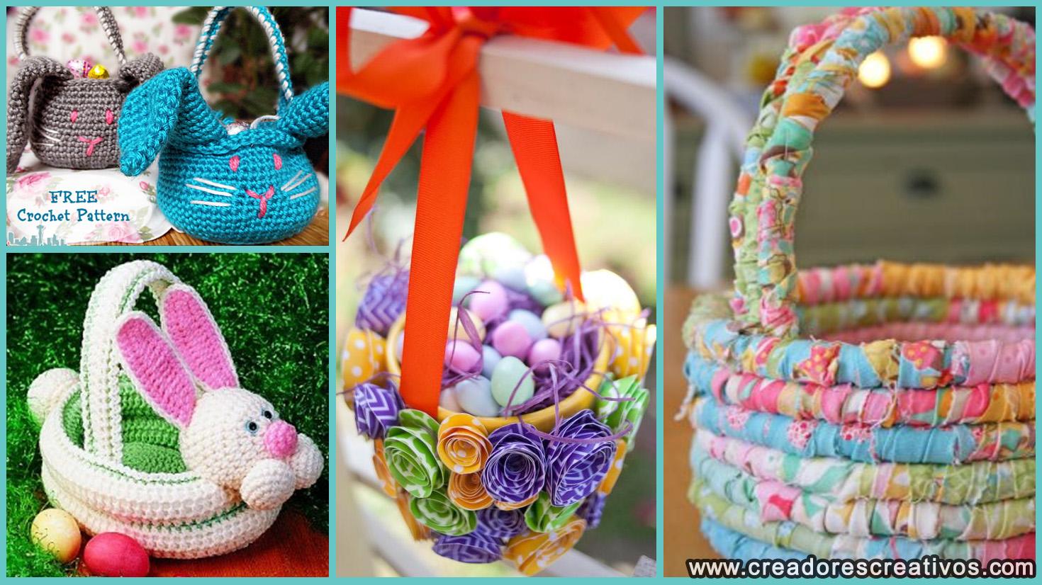 Canastas del Día de Pascua (avanzadas)