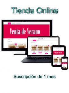 Tienda Online (1 mes)