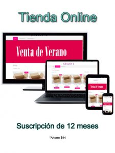 Tienda Online (12 meses)