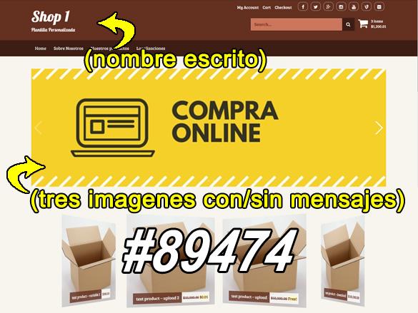 Plantilla #89474