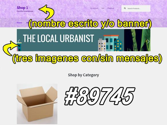 Plantilla #89745